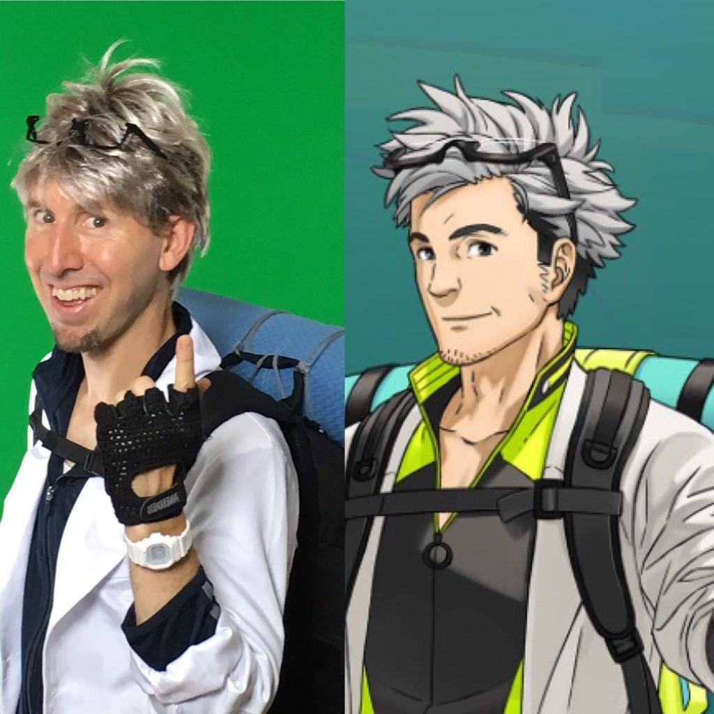 Cory Jarvis Professor Willow Costume